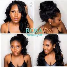 versatile sew in atlanta natural side part sew in weave google search weave