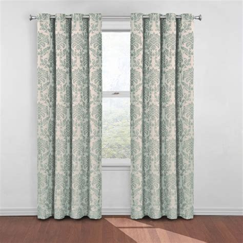 bedroom curtains at walmart eclipse daria blackout curtain panel walmart com