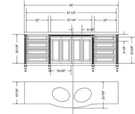 dave workshop bathroom vanity construction details plan design plans