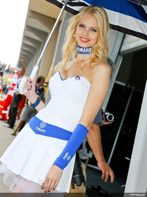 motogp  beautiful paddock girls  sachsenring