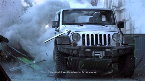 Jeep Wrangler Commercial Song Mw3 Jeep Wrangler Mw3 Commercial