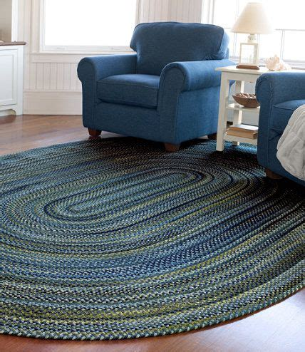 llbean home rugs bean s braided wool rug lay my