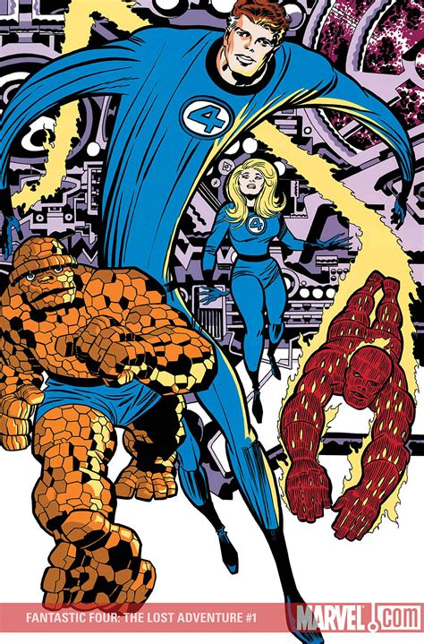 the book of fantastic four multilingual edition books november 2007 kirby comics weblog