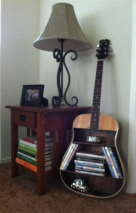 how to repurpose guitars in home decor the in