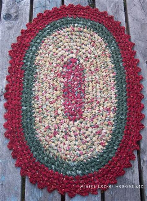 oval crochet rug pattern crochet oval rag rugs by donna jacobson crocheting pattern