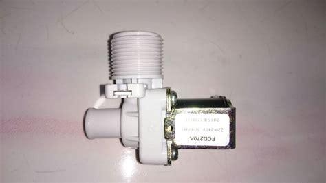 Water Valve Mesin Cuci Samsung jual water inlet valve selenoid mesin cuci samsung