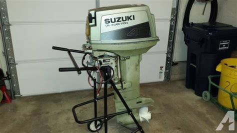 25 Hp Suzuki Outboard 2 Stroke For Sale Suzuki 40 Hp Outboard Motor 2 Stroke Longshaft For Sale