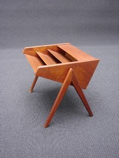 Kunst Und Kunsthandwerk Magazin Rack by Furniture On Modern Teak And Danishes