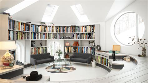 design  great  attic space mansion global