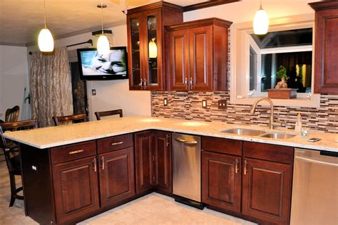cost of new kitchen cabinets installed what is the average cost of kitchen cabinet installation