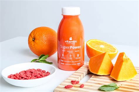 Detox Market Package by Vitamin Detox On Packaging Of The World Creative Package
