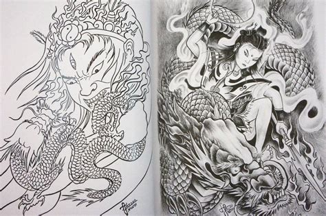 japanese tattoo flash japanese warrior flash 187 ideas