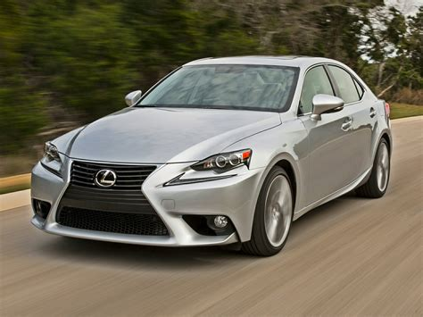 lexus is 250 2014 lexus is 250 price photos reviews features