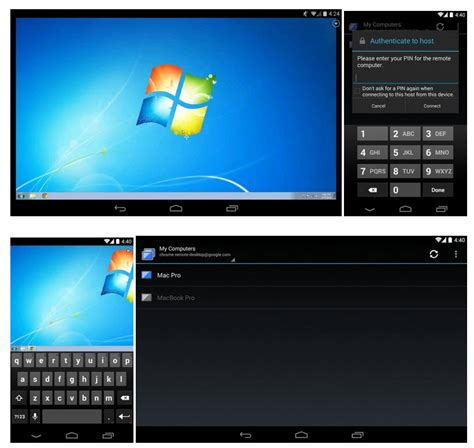 android remote desktop chrome remote desktop ccleaner y miui launcher betas descargables