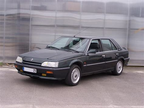 renault 25 baccara renault 25 v6 turbo baccara photos and comments www