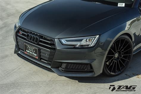 Package Black oem black optics package for b9 audi s4 2018 tag