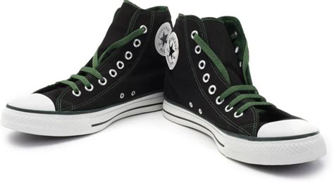 flipkart shoes for converse canvas shoes buy black green color converse