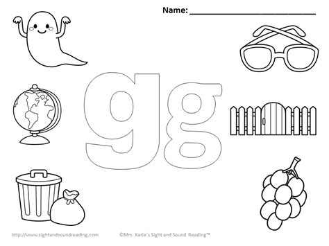coloring pages that start with g geography blog letter g coloring pages