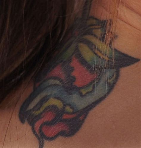 audrina patridge tattoo audrina patridge inked s back