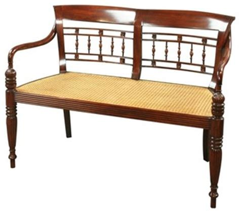 bench new clothes new dutch east indies style entry bench traditional