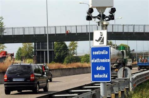 autovelox mobili autostrada mappa autovelox elenco postazioni fisse e mobili in italia