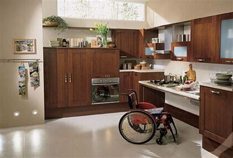 disabled kitchen design cocina accesibilidad1