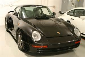 Bill Gates Porsche 959 The Lingenfelter Collection Cranky Driver