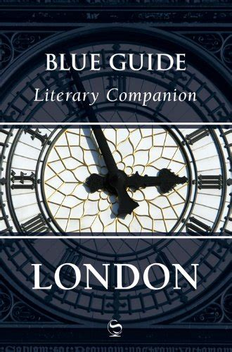 blue guide literary companion london blue guides harvard book store