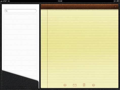 change notes font   ipad iphone glasskeyscom