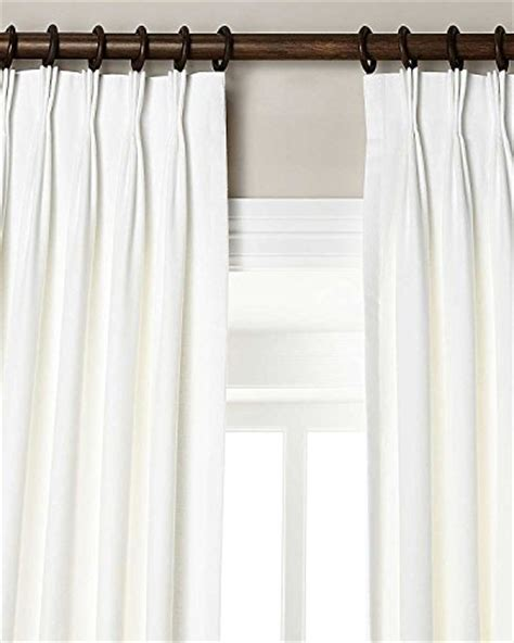 pinch pleat linen curtains 100 linen pinch pleated lined window curtain panel drape