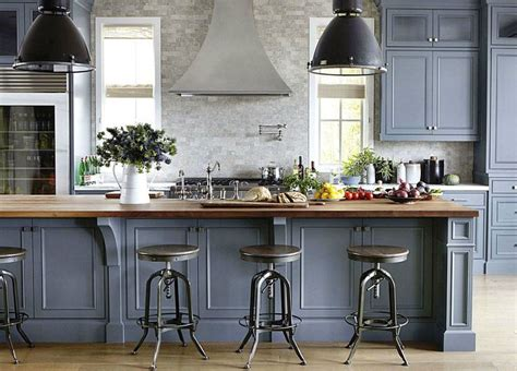 blue grey kitchen cabinets 17 best images about beach house on pinterest house