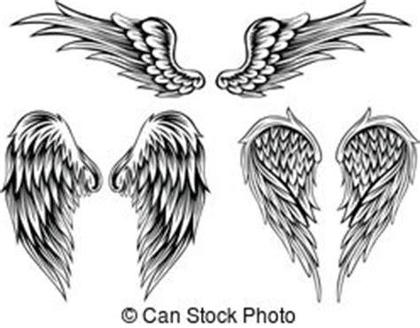 tattoo ali demone ali immagini di archivi di illustrazioni 196 286 ali