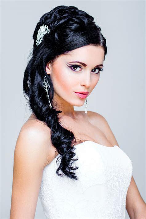 Lange Haare Hochzeitsfrisur by Hochzeitsfrisuren Brautfrisuren F 252 R Lange Haare