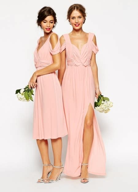 Bridesmaid Dresses Uk Asos - asos s chic new bridesmaid collection is here asos
