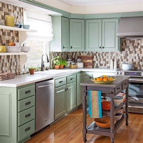 thinking about refreshing your kitchen cabinets and