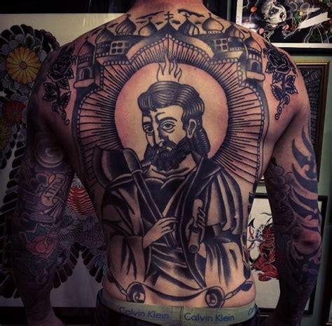 st tattoo st jude