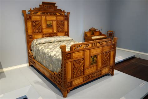 file bedroom suite bedstead view 1 by mitchell rammelsberg furniture company cincinnati c