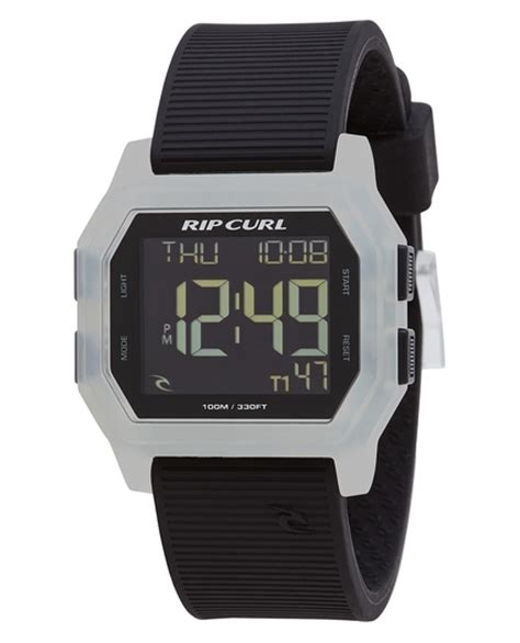 Kaos Rockx Silver Tide 1 surf watches and tide watches for and rip curl
