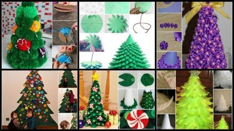 What Type Of Tree Is Used To Make Paper - how to make different types of trees simple