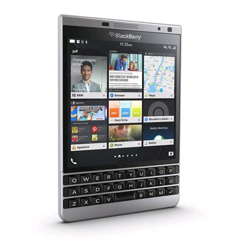 passport mobile blackberry passport sqw100 4 unlocked qwerty silver