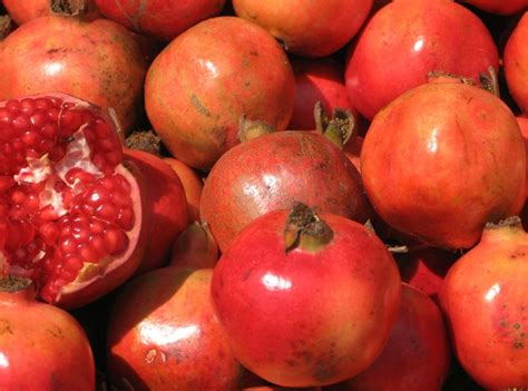 Granatapfel Kaufen Wann Ist Ein Granatapfel Reif Die