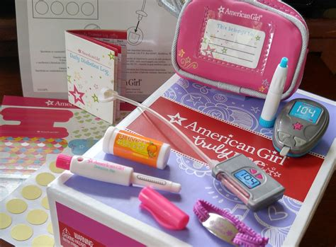 american doll kit american doll diabetes care kit sugarnspicediabetes