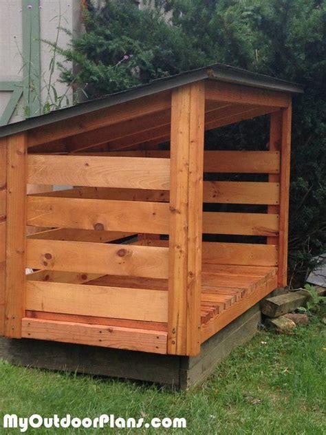 firewood shed ideas  pinterest wood shed barns sheds  diy pole barn
