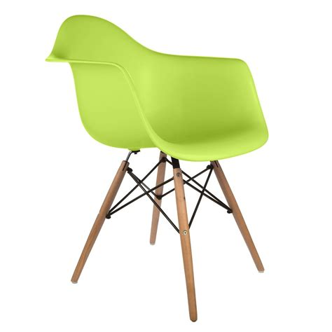 eames eiffel armchair buy 2xhome black eames style armchair black wood legs