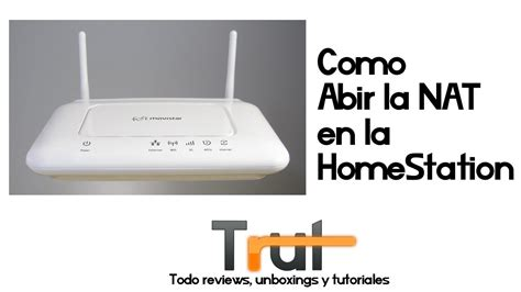 tutorial abrir nat ps4 tutorial abrir nat en la homestation de movistar youtube
