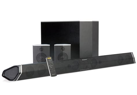 the nakamichi shockwafe pro sound bar home theater system
