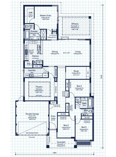 red ink homes floor plans the savannah display home by red ink homes newhousing