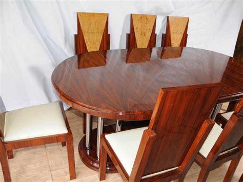 art deco desk set art deco dining set and chairs suite 1920s furniture