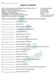 figurative language worksheets 3rd grade davezan