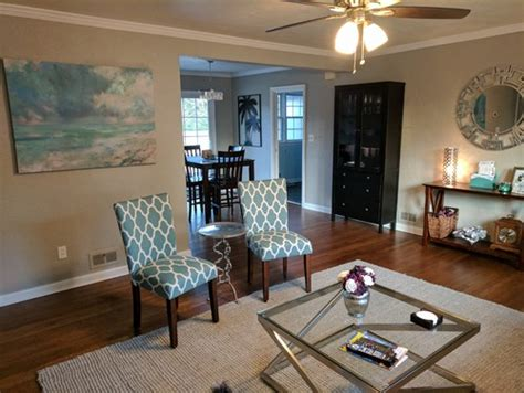 walk into dining room from front door front door opens directly into living room layout